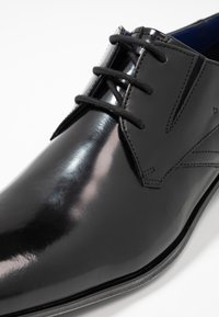 Bugatti - MORINO - Business sko - black - 5
