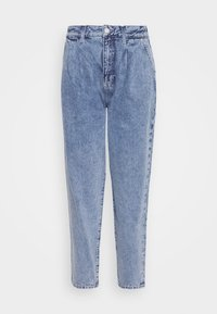 Tommy Jeans - RETRO MOM - Relaxed fit jeans - marcia mid blue rigid - 4