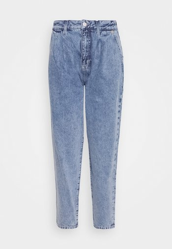 RETRO MOM - Relaxed fit jeans - marcia mid blue rigid