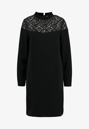 WARREN DRESS - Vapaa-ajan mekko - black