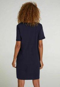Oui - Jersey dress - nightsky - 2