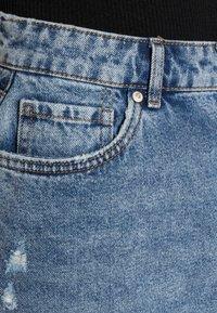 ONLY - ONLSKY SKIRT - Gonna di jeans - light blue denim - 4