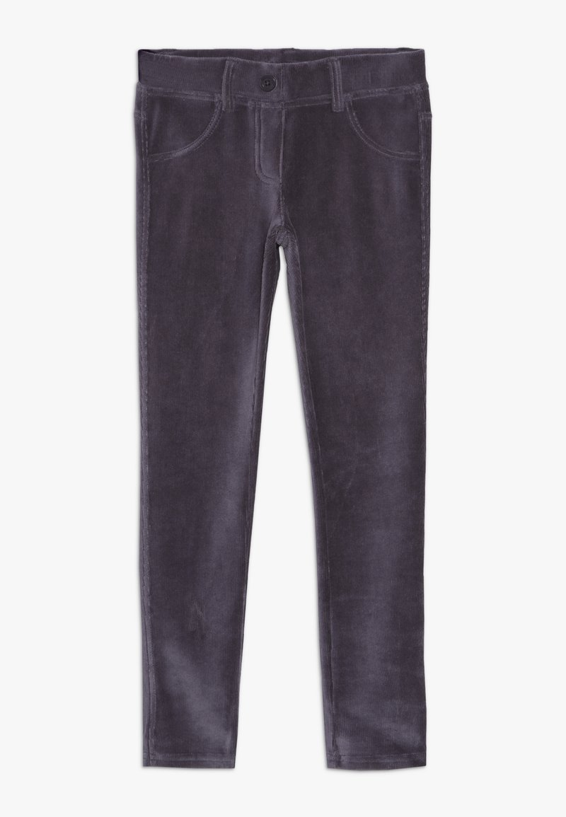 Benetton - TROUSERS - Pantaloni - grey