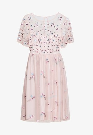 VIFANTASY DRESS - Cocktailjurk - pale mauve