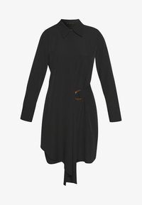 Sisley - DRESS - Shirt dress - black - 4