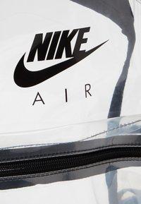 Nike Sportswear - JUST DO IT - Rucksack - clear/black - 3
