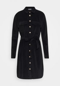 JDY - SOFI - Shirt dress - black - 0
