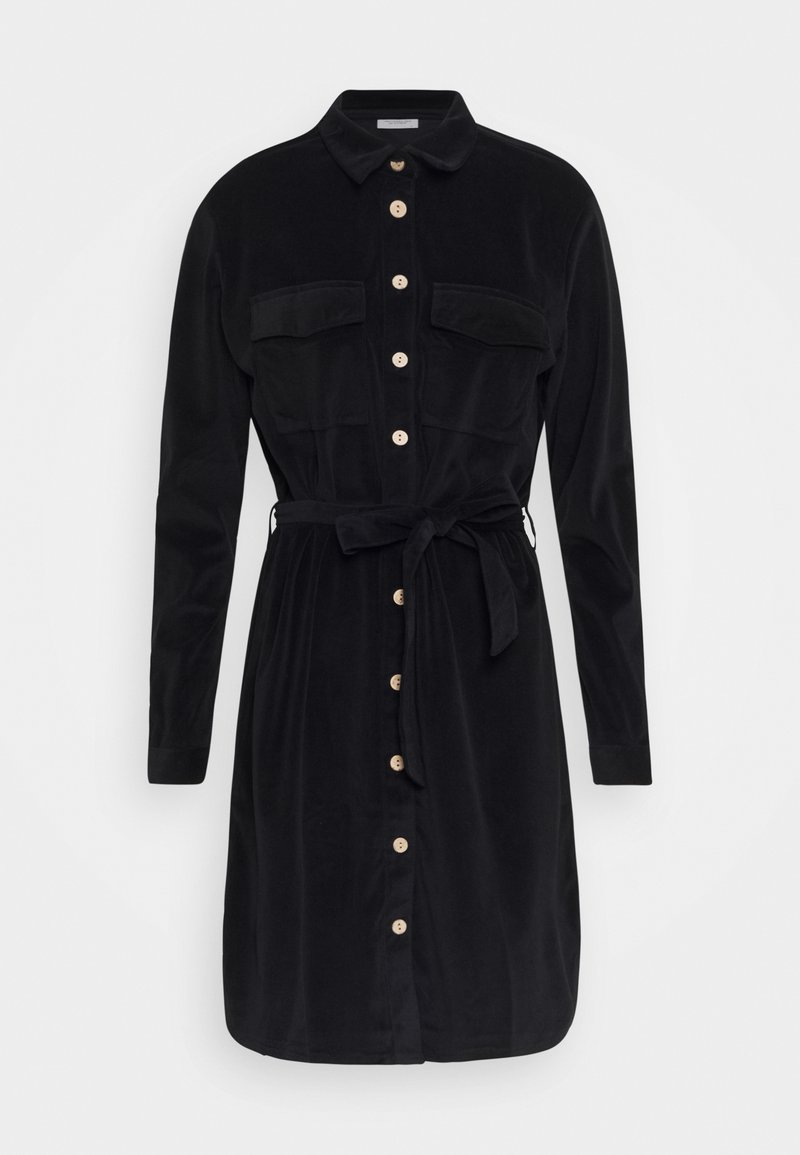 JDY - SOFI - Shirt dress - black