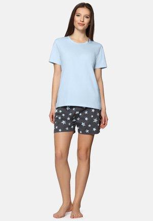 SET - Pyjama set - graphitestarsblue