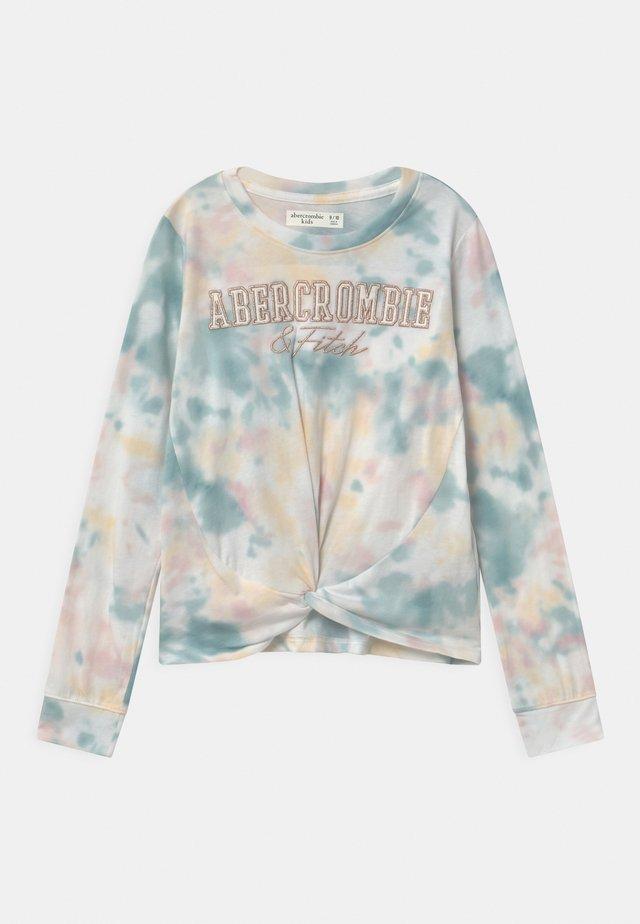 SHINE TECH CORE - Långärmad tröja - multi color