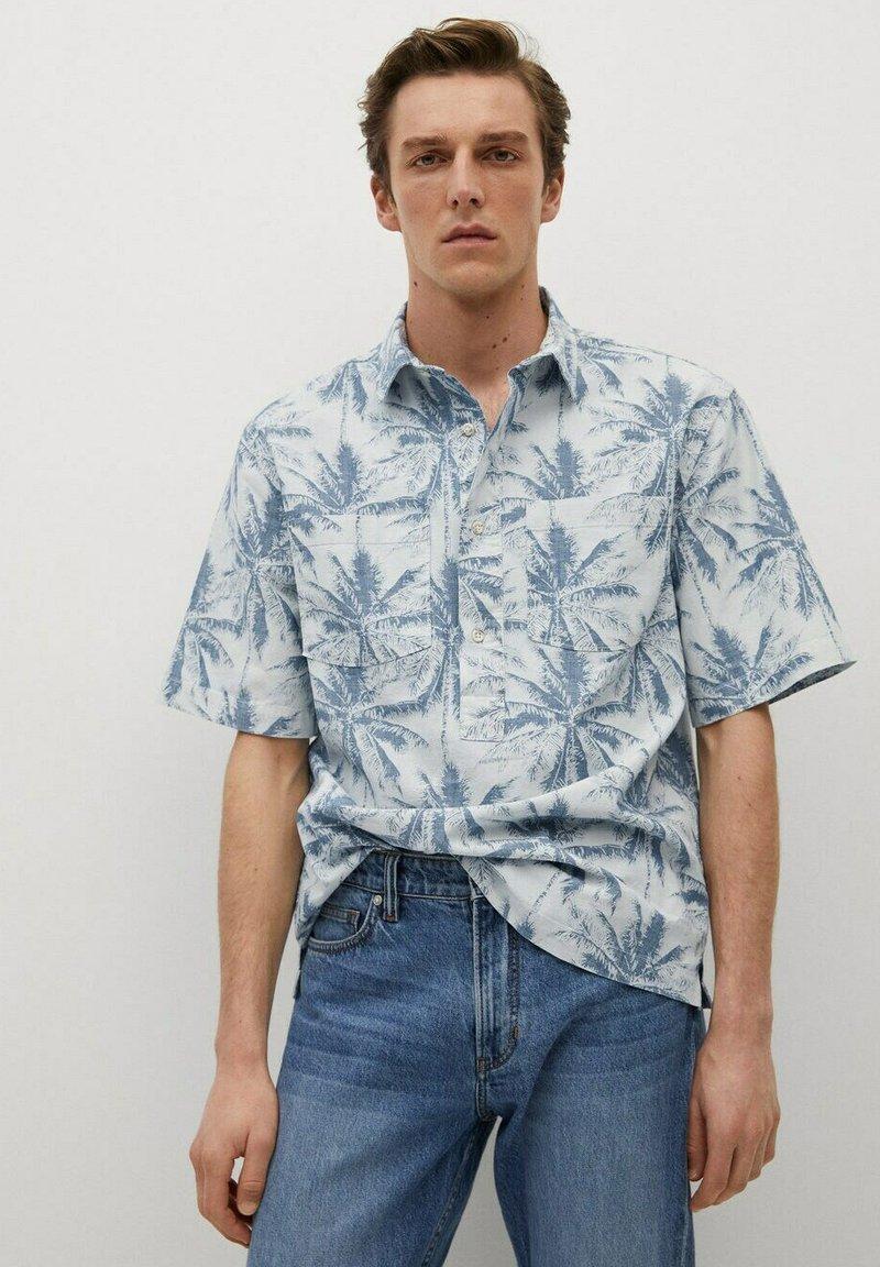 Mango - REGULAR-FIT - Shirt - ecru