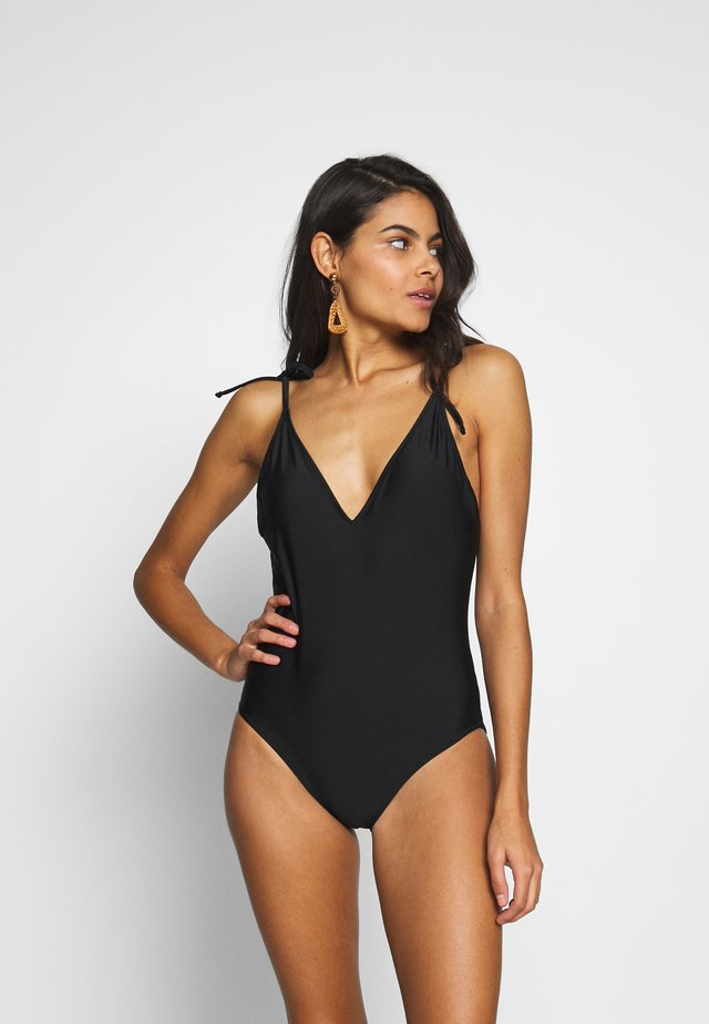 ONE CRISS CROSS - Costume da bagno - true black