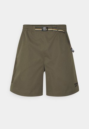 CAMPING - Szorty - army green