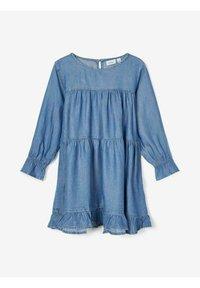 Name it - Denim dress - dream blue - 2