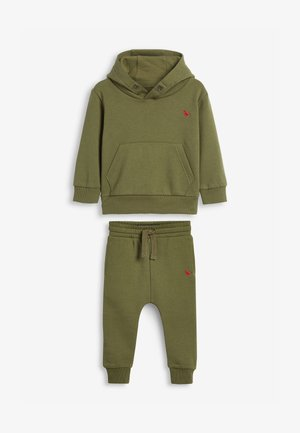 SET - Tracksuit bottoms - green
