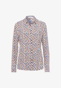 BRAX - VICTORIA - Button-down blouse - blue - 5