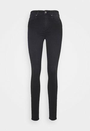 ONLROYAL LIFE - Skinny džíny - black denim