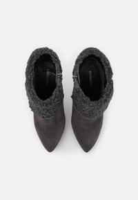 Even&Odd - LEATHER - Winter boots - grey - 5
