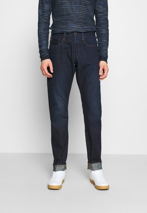 DECONSTRUCTED STRAIGHT - Džíny Straight Fit - rigel denim