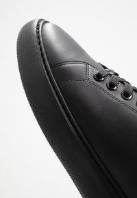 Nubikk - SCOTT MARLOW - Sneakers basse - raven - 5