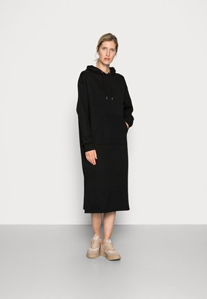 DRESS HEATHER - Day dress - black
