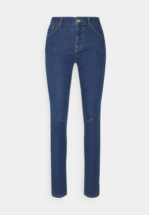 COVER - Jeansy Skinny Fit - blue