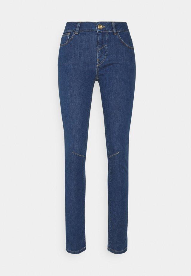 COVER - Skinny džíny - blue