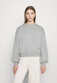 NU-IN - Sweatshirt - grey marl - 0