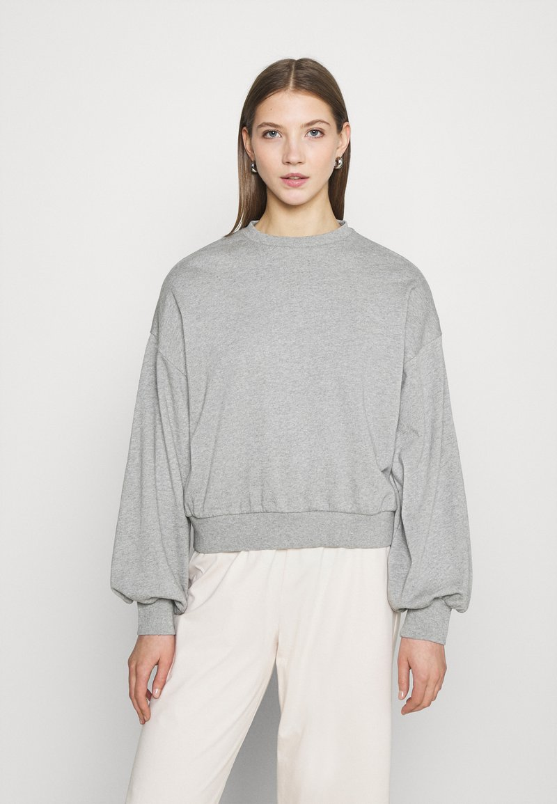 NU-IN - Sweatshirt - grey marl