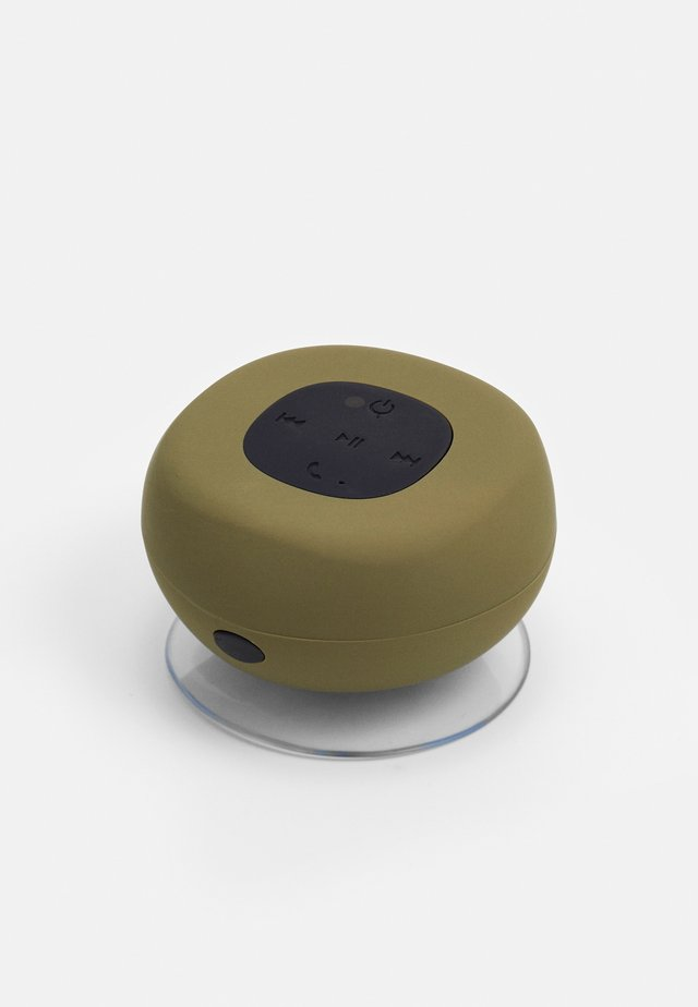 SHOWER SPEAKER - Other - matte khaki 2.0