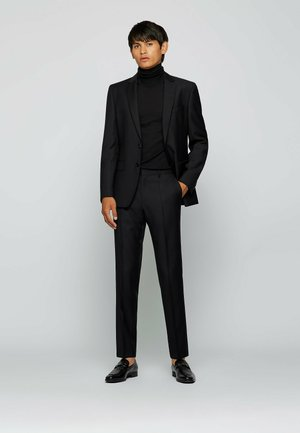 KENSINGTON - Scarpe senza lacci - black