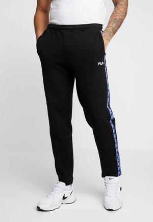 USMAN  - Pantaloni sportivi - black