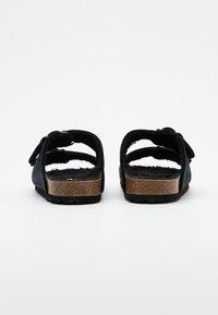 Anna Field - Slippers - black - 3