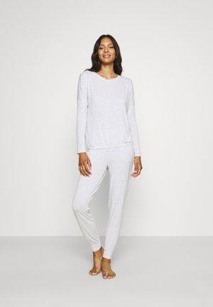 Pijama - grey/white