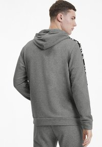 Puma - AMPLIFIED  - Hoodie - medium gray heather - 2