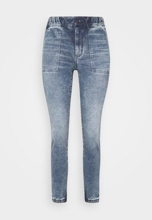 SUPER SOFT JEGGING JOGGER - Jeans slim fit - blue daylight