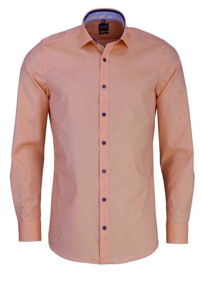 Shirt - orange - rot