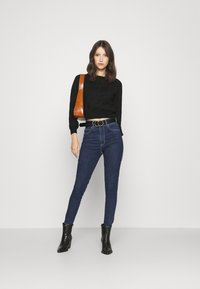 Levi's® - MILE HIGH ANKLE DBL SHNK - Jeans Skinny Fit - bye felicia - 1