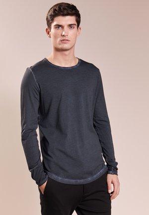 CARLOS - Long sleeved top - dark blue