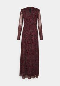 Anna Field - Maxi dress - black/red - 1