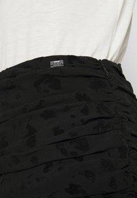 NIKKIE - SYA SKIRT - Mini skirt - black - 5