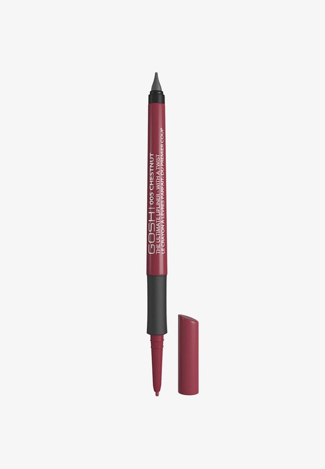 THE ULTIMATE LIPLINER - Lip liner - 005 chestnut