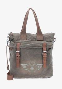Greenburry - Across body bag - khaki - 1