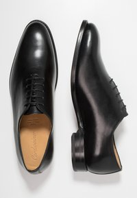 Cordwainer - ARMAND - Elegantní šněrovací boty - orleans black - 1