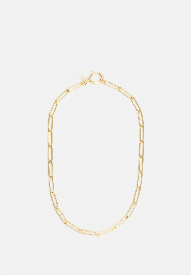 ASHLEY NECKLACE - Collier - gold-coloured