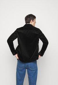 NN07 - BERNARD - Summer jacket - black - 2