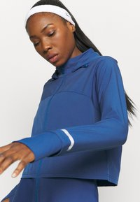 Sweaty Betty - FAST TRACK RUNNING - Sports jacket - blue quartz - 3