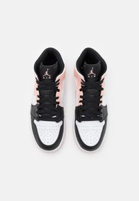 Jordan - AIR 1 MID - Zapatillas altas - art basel/orange - 3