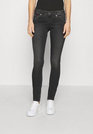 SOPHIE LR SKNY IBKST - Jeans Skinny Fit - iris black str
