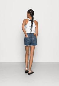 Levi's® - 501 ORIGINAL  - Shorts di jeans - silver lake - 2